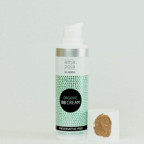 Amapola Organic BB Cream Tono 3
