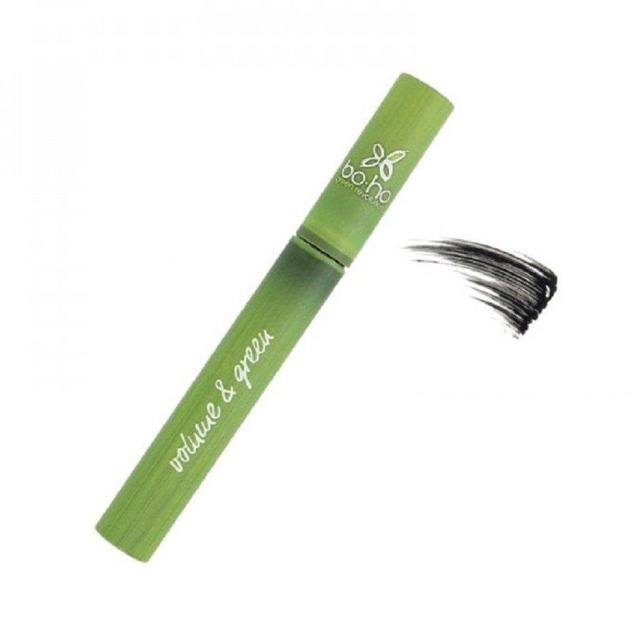 Boho Green Máscara de Pestañas Volume & Green