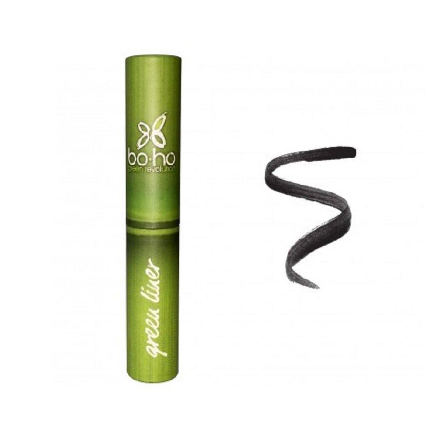 Boho Green Delineador De Ojos nº 01 Negro