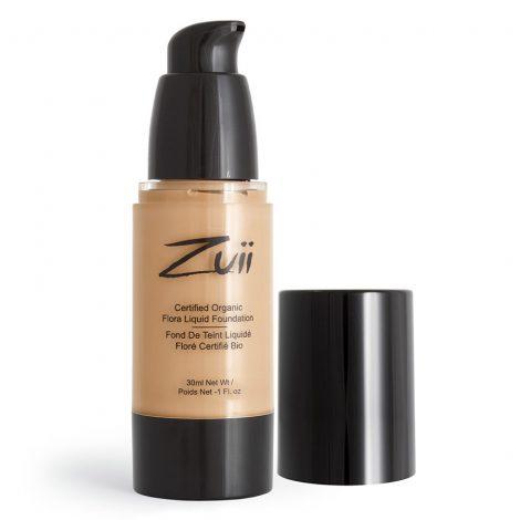 Zuii Organic Base Líquida de Maquillaje Olive Medium