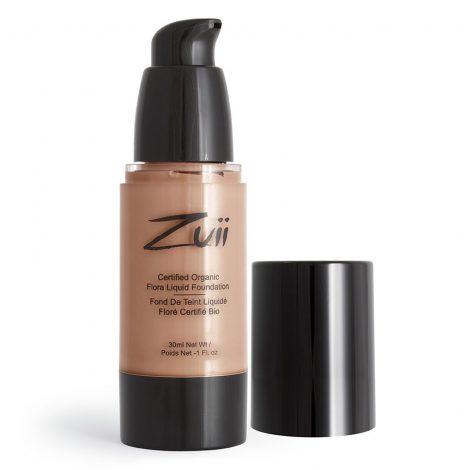 Zuii Organic Base Líquida de Maquillaje Natural Tan