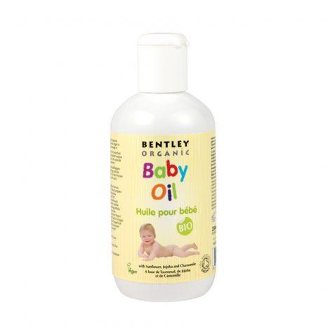 Bentley Organic Baby Oil
